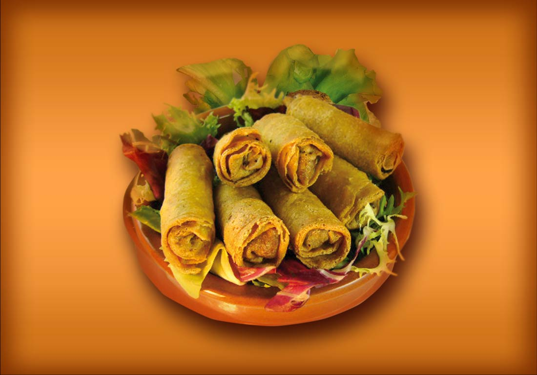 Rouleaux Tex Mex