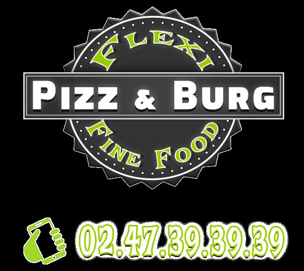 Burg & Pizz Logo